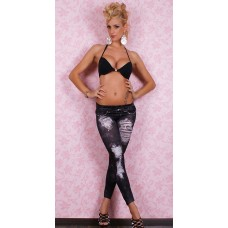 Jeggings mit Strass
